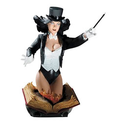 Zatanna Bust (Women Of The DC Universe)