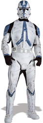 Звёздные Войны - Костюм Клона (Standard 54)