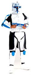 Звёздные Войны - Костюм Клона Капитана Рекса (Standard 54)