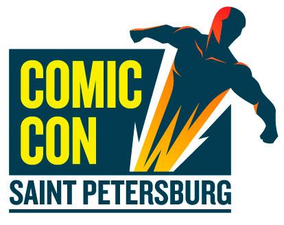 Comic Con Saint-Petersburg